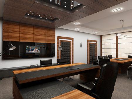 ديكورات مكاتب ادارية  (4)