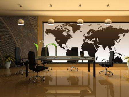 ديكورات مكاتب مودرن ادارية للشركات والمنازل والفلل (2)