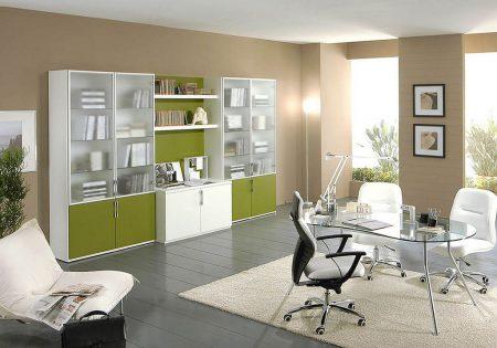 ديكورات مكاتب مودرن ادارية للشركات والمنازل والفلل (4)