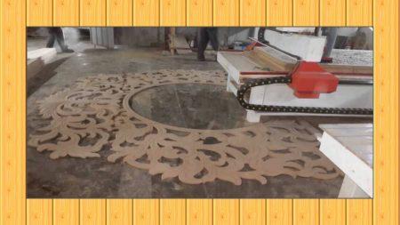 ديكور خشب فلل (1)