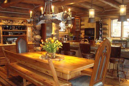 ديكور خشب منازل (3)