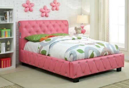 ديكور سرير بنات (2)
