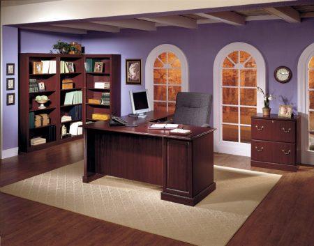 ديكور مكتب منزلي (2)