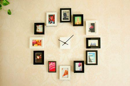 ساعة حائط (2)