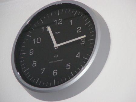ساعة حائط (3)