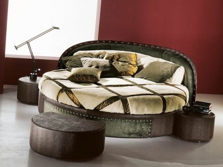 سرير فخم شيك حديث مودرن باحدث موضة سراير (2)