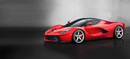 سيارات فيراري حمراء (3)