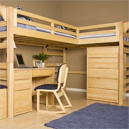 صور سرير اطفال دورين مودرن بديكورات غرف اطفال (3)