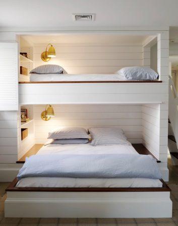 صور سرير اطفال دورين مودرن بديكورات غرف اطفال (5)