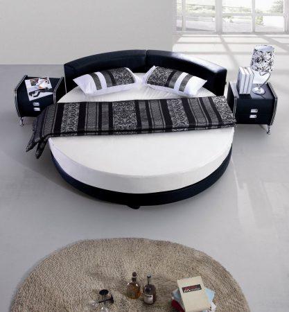 صور سرير دائري (1)