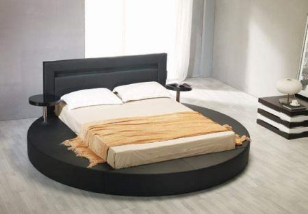 صور سرير دائري (3)