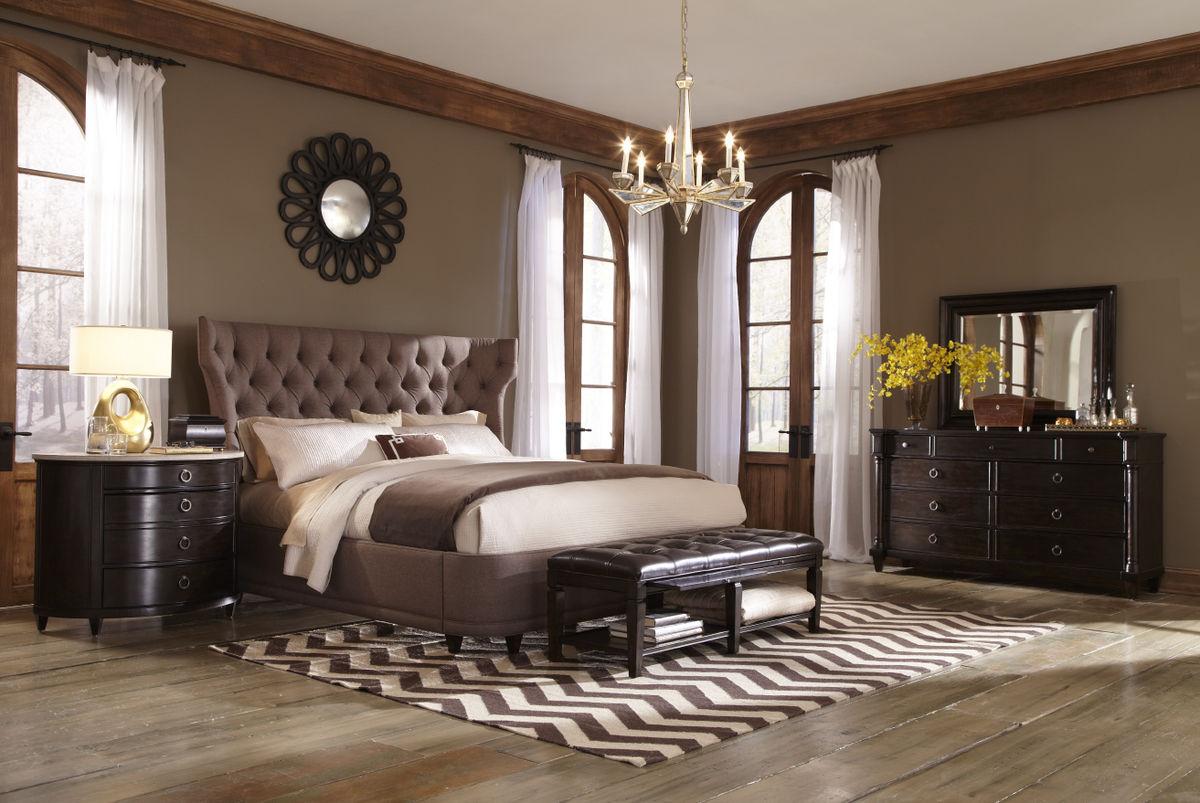 غرف نوم كلاسيك بديكورات فخمة لعشاق الكلاسيكيه | ميكساتك