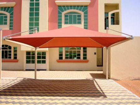 صور مظلة سيارات بتصميم حديث (1)