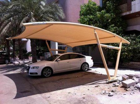 صور مظلة سيارات بتصميم حديث (2)