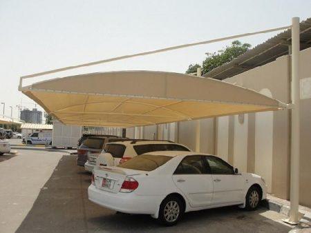 صور مظلة سيارات بتصميم حديث (3)