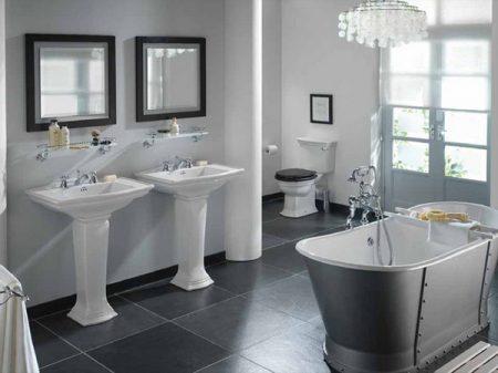 طقم حمامات فخم شيك (1)