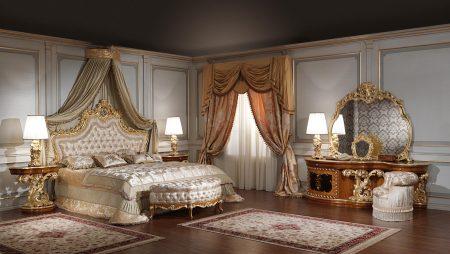غرف فلل كلاسيكية (2)