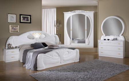 غرف كلاسيك للنوم (1)