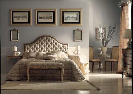 غرف كلاسيك للنوم (2)