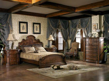 غرف كلاسيك للنوم (3)