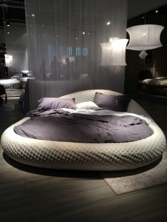 غرف نوم بسرير دائري (1)