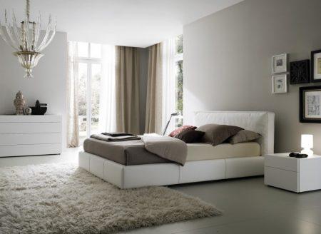 غرف نوم تركية كاملة بديكورات فخمة لغرف العرسان (1)
