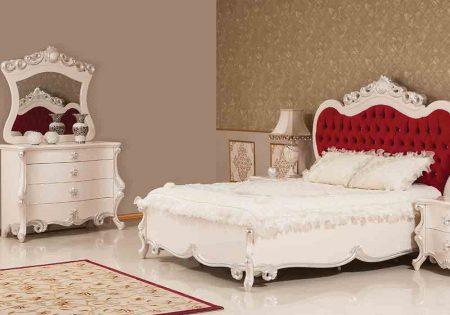 غرف نوم تركية كاملة بديكورات فخمة لغرف العرسان | ميكساتك