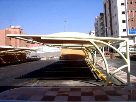 مظلات انتظار سيارات (1)