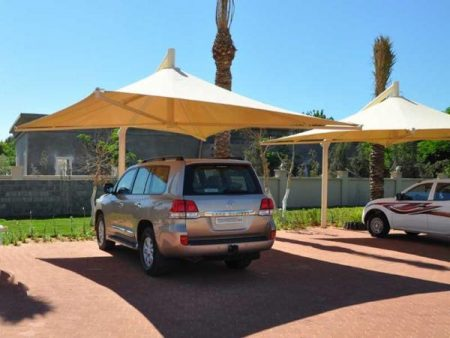 مظلات انتظار سيارات (2)