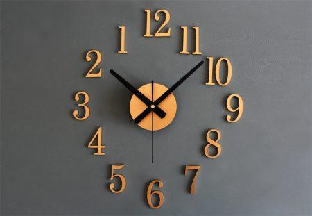 موديلات ساعات حائط (4)