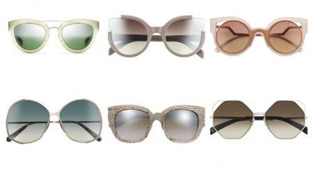 نظارات شمس حديثة