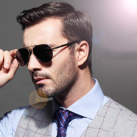 نظارات شمس للشباب شيك مودرن