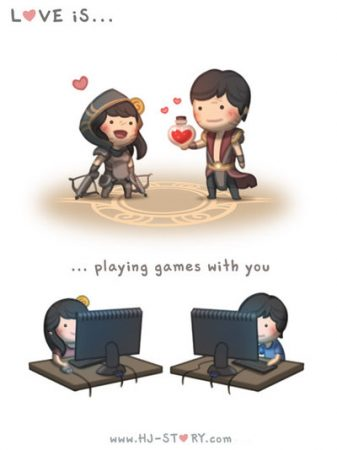 125 love is playing games by hjstory d6lva30