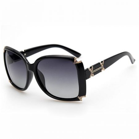 Super Star Polarized Sunglasses Women Brand Design 2016 Vintage Points Sun glasses For Women Lady Retro