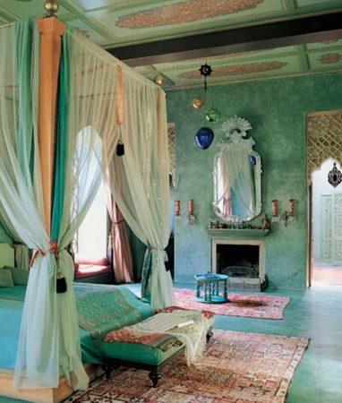 اجدد غرف نوم مغربية حديثة (2)