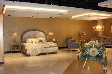 اشكال وتصاميم غرف نوم مغربية (2)