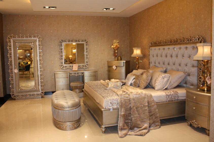 صور غرف نوم مغربية بديكورات حديثة وفخمة | ميكساتك