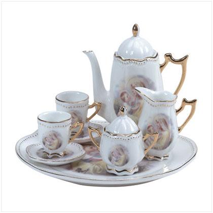اطقم تقديم الشاي (1)