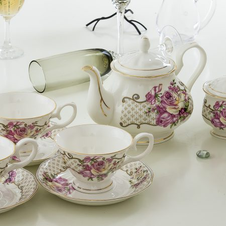 اطقم شاي للنيش (2)