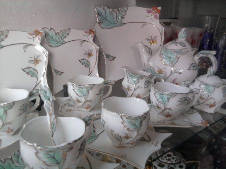 اطقم شاي وقهوة مودرن تركي وايطالي (2)