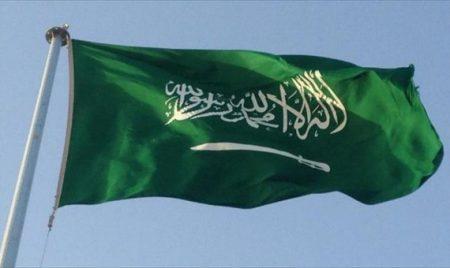العلم السعودي بالصور (3)