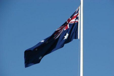 الوان علم استراليا (1)