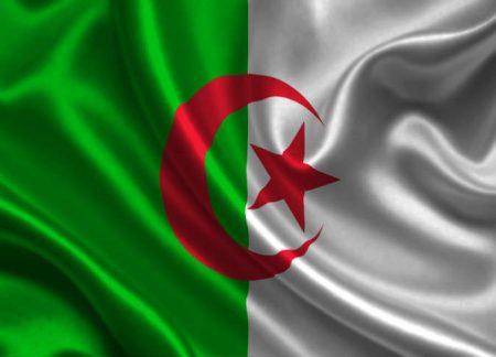 الوان علم الجزائر (1)