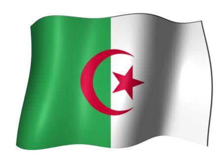 الوان علم الجزائر (2)