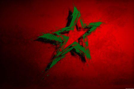 الوان وتصميمات علم المغرب (3)
