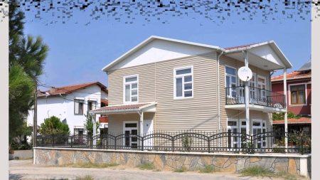 تصميمات منازل خارجية بسيطة (1)