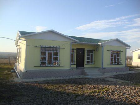 تصميمات منازل خارجية بسيطة (2)