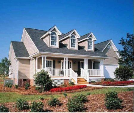تصميمات منازل خارجية بسيطة (3)