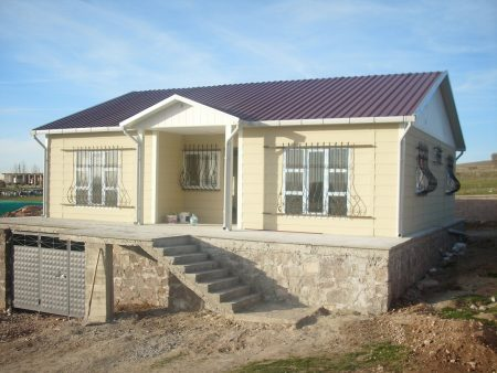 تصميمات منازل من الخارج بسيطة (3)
