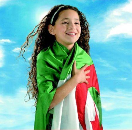 خلفيات علم الجزائر (1)